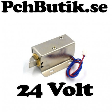 Magnetic Small lock DC 24V