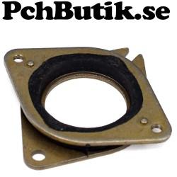 42 stepper motor rubber damper 51.8* 51* 6mm