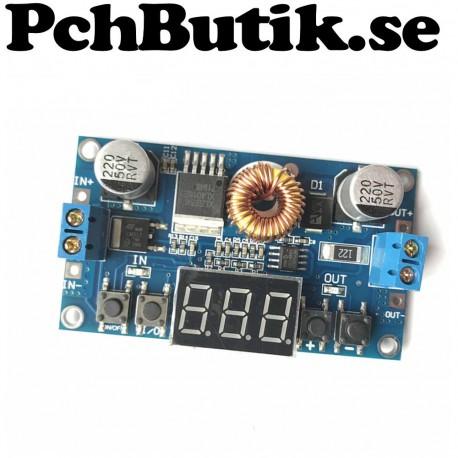 5A DC-DC adjustable buck Converter module with step-down CNC powe